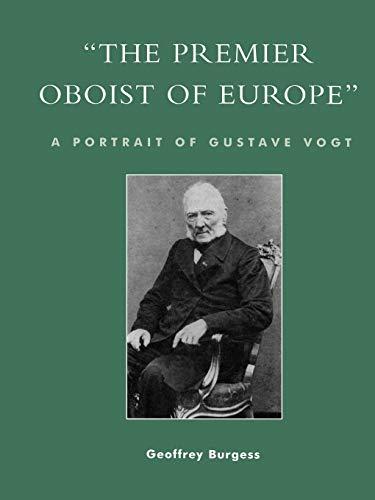 9780810848511: The Premier Oboist of Europe