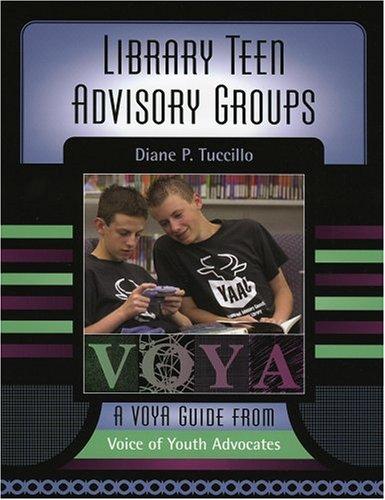 9780810849822: Library Teen Advisory Groups (VOYA Guides)