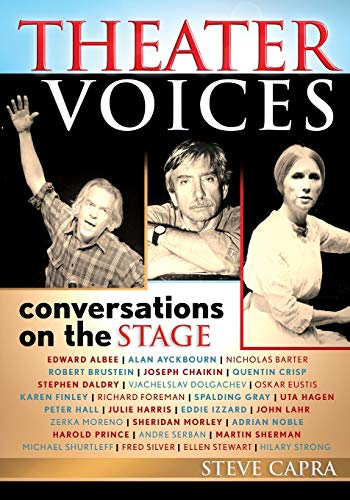 9780810850477: Theater Voices: Conversations on the Stage