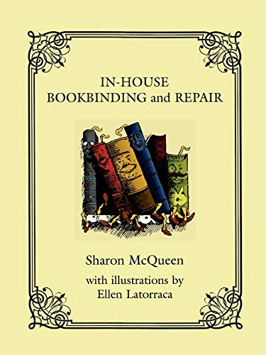 9780810852242: In-House Book Binding and Repair