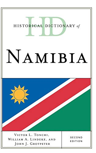 9780810853980: Historical Dictionary of Namibia (Historical Dictionaries of Africa)