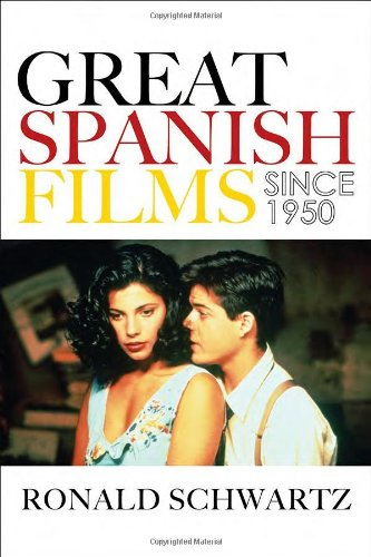 9780810854055: Great Spanish Films Since 1950