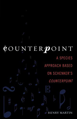 9780810854093: Counterpoint: A Species Approach Based on Schenker's Counterpoint