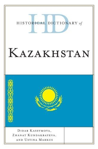 9780810854796: Historical Dictionary of Uzbekistan (Historical Dictionaries of Asia, Oceania, and the Middle East)