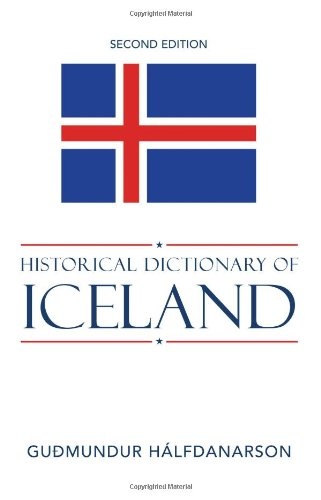 9780810854956: Historical Dictionary of Iceland