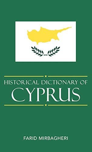 9780810855267: Historical Dictionary of Cyprus (Historical Dictionaries of Europe)