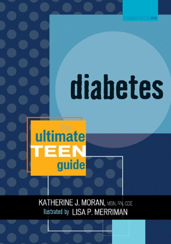 9780810856424: Diabetes: The Ultimate Teen Guide (It Happened to Me)