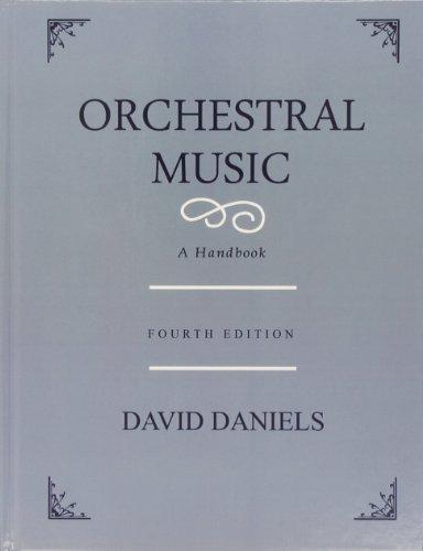 9780810856745: Orchestral Music: A Handbook