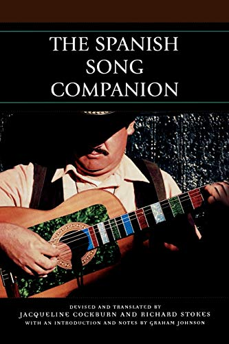 9780810857490: The Spanish Song Companion