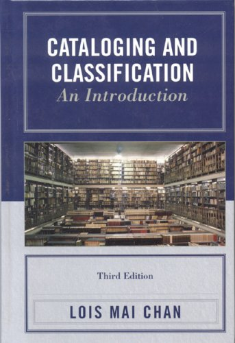 9780810859449: Cataloging and Classification: An Introduction