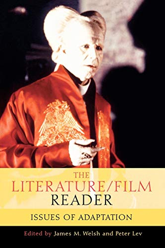 9780810859494: The Literature/Film Reader: Issues of Adaptation