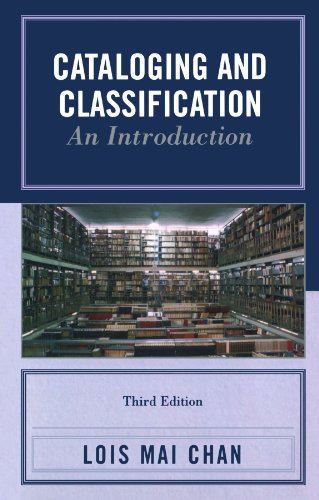 9780810860001: Cataloging and Classification: An Introduction