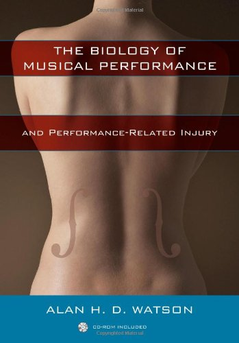 9780810863583: The Biology of Musical Performance and Performance-Related Injury