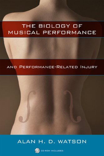 9780810863590: The Biology of Musical Performance and Performance-Related Injury