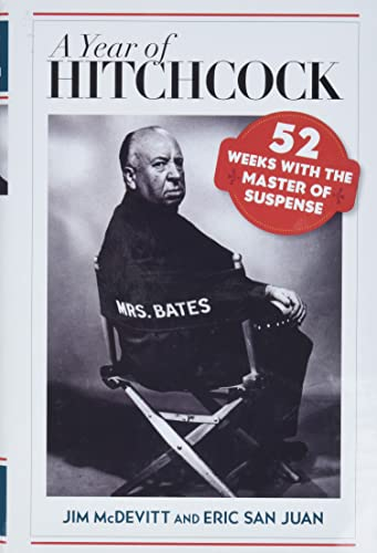 9780810863880: A Year of Hitchcock: 52 Weeks with the Master of Suspense