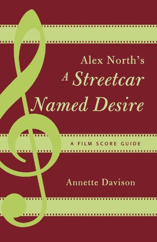 9780810863934: Alex North's A Streetcar Named Desire: A Film Score Guide (Film Score Guides)