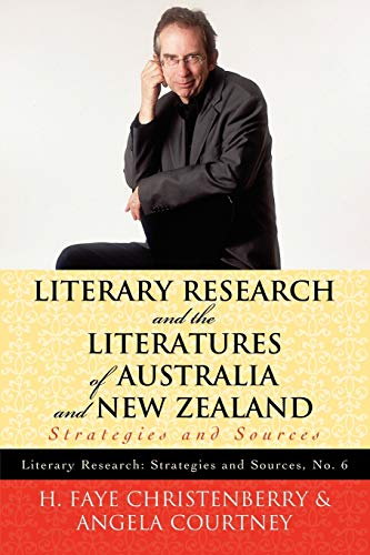 9780810867499: Literary Research and the Literatures of Australia and New Zealand: Strategies and Sources (Literary Research: Strategies and Sources)