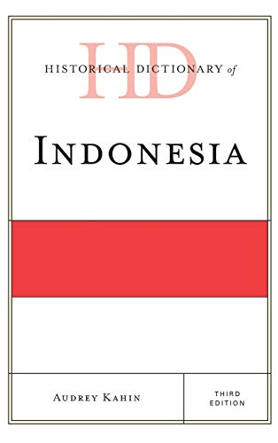 9780810871953: Historical Dictionary of Indonesia (Historical Dictionaries of Asia, Oceania, and the Middle East)