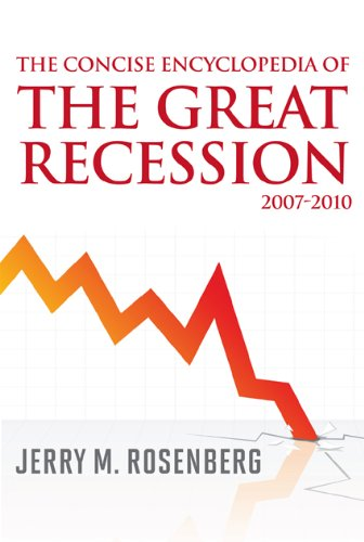 9780810876613: Meltdown: A Dictionary of the Great Recession, 2007-2010
