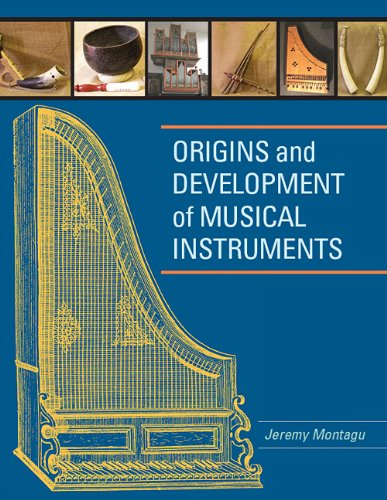 9780810877702: Origins and Development of Musical Instruments