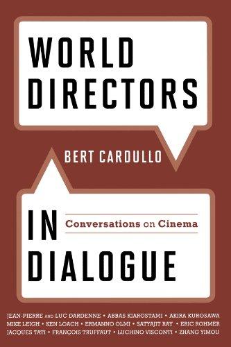 9780810877788: World Directors in Dialogue: Conversations on Cinema