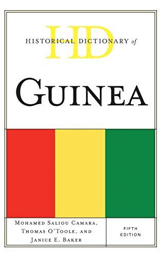 Historical Dictionary of Guinea: Camara, Mohamed Saliou
