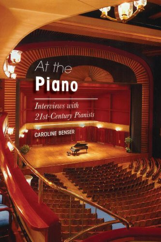 9780810881723: At the Piano: Interviews with 21st-Century Pianists