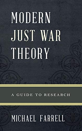the just war theory essay Just war, just war theory, dominican history, francisco de vitoria moral injury in international relations the war in iraq unleashed disastrous global instability—from the strengthening of al-qaeda, to the creation of isis, and civil war in syria accompanied by a massive exodus of refugees.