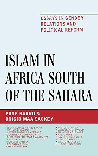 9780810884694: Islam in Africa South of the Sahara: Essays in Gender Relations and Political Reform