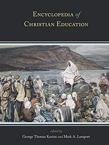 9780810884922: Encyclopedia of Christian Education