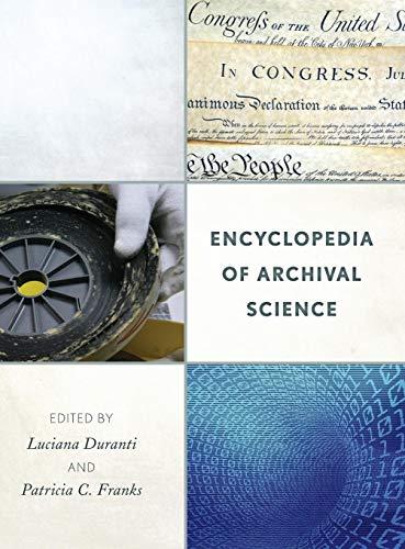 9780810888104: Encyclopedia of Archival Science