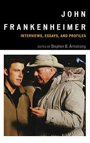 9780810890565: John Frankenheimer: Interviews, Essays, and Profiles