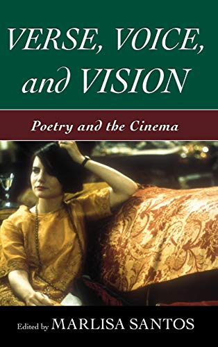 9780810892095: Verse, Voice, and Vision: Poetry and the Cinema