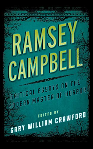9780810892972: Ramsey Campbell: Critical Essays on the Modern Master of Horror