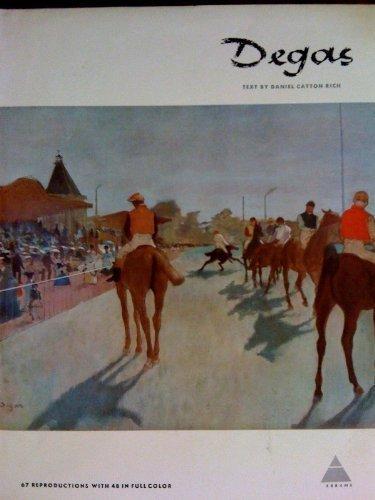 Degas: Rich, Daniel Catton
