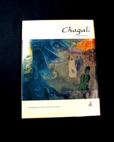 9780810900745: Chagall (Library of Great Painters)