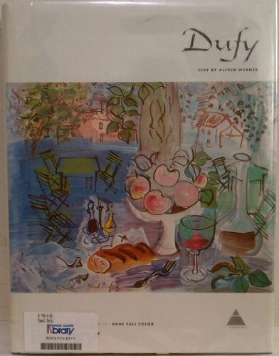 9780810900837: Dufy (Library of Great Painters)