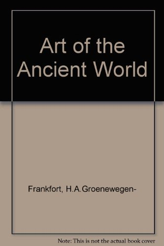 9780810900899: Art of the Ancient World