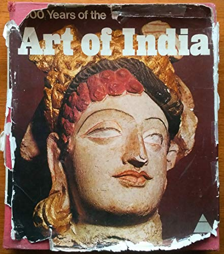 9780810901186: 5000 years of the art of India