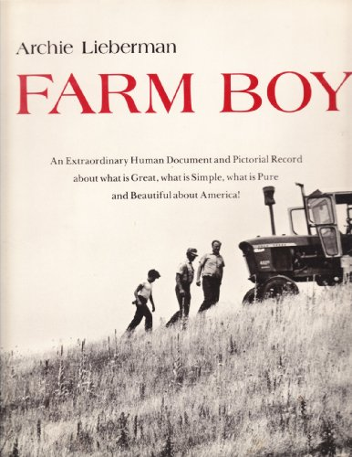 Farm Boy: Archie Lieberman