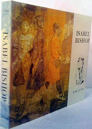 ISABEL BISHOP. Signed by Isabel Bishop.: Bishop, Isabel; Karl Lunde