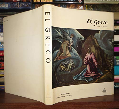 9780810901551: El Greco (Library of Great Painters)