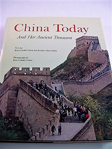 9780810901575: China today and her ancient treasures,