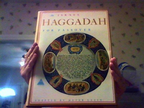An Israel Haggadah for Passover: Levin, Meyer