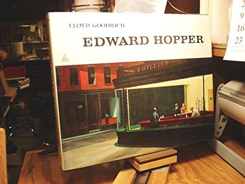 Edward Hopper: Lloyd Goodrich
