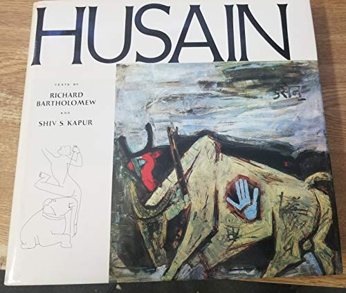 Maqbool Fida Husain: Richart Bartholomew and
