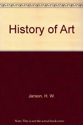 9780810902183: History of Art
