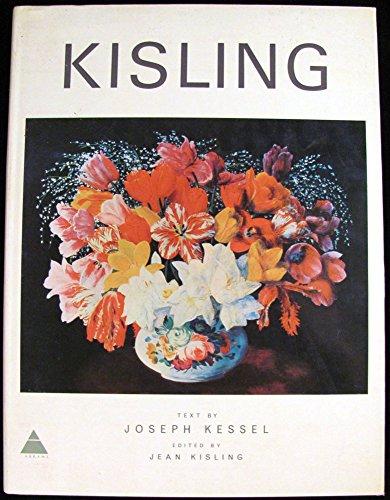 Kisling: KESSELL, JOSEPH; Moise kisling