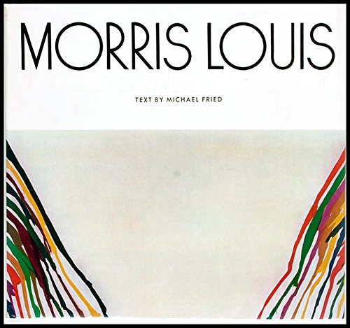 Morris Louis 9780810902503 This book is a retrospective of Morris Louis' work and includes many paste-down samples.