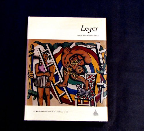 Fernand Leger (The Library of Great Painters): Leger, Fernand and